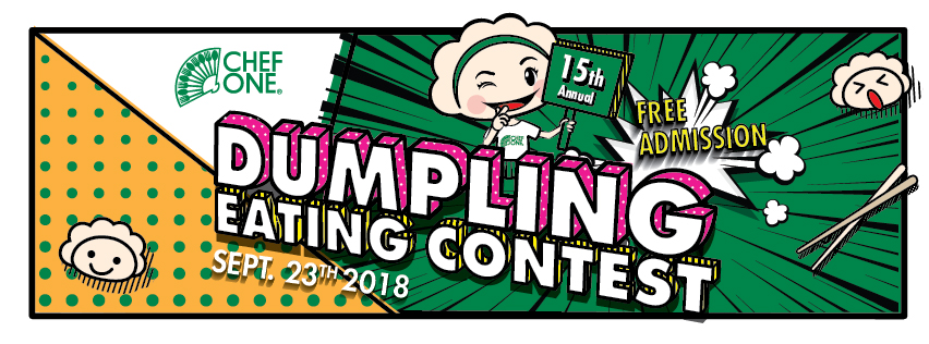 15th Annual Dumpling Eating Cotnest