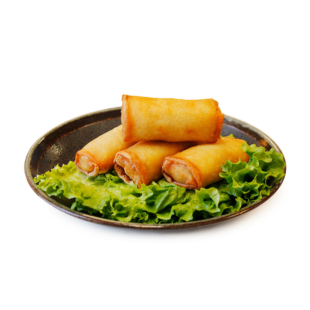 Mini Coconut Shrimp Spring Roll