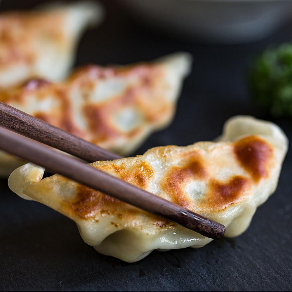 Cooked Dumplings