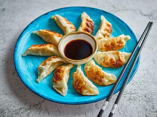 Frozen Dumplings, Asian Food Distributors
