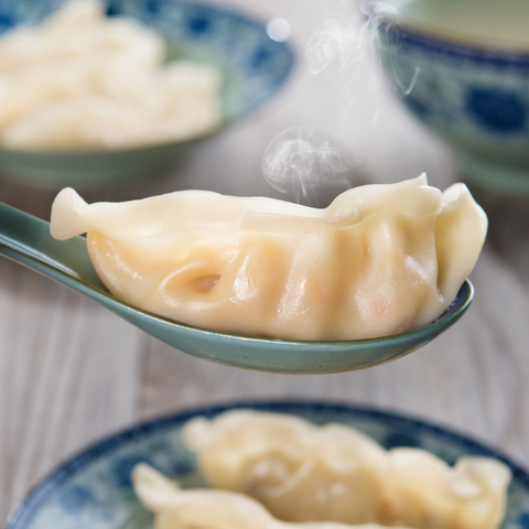 How To Cook Frozen Dumplings