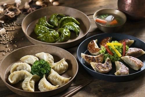 Recipes with dumplings